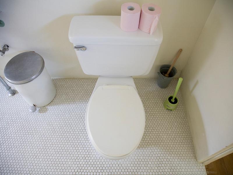 トイレや洗面所の水もれ