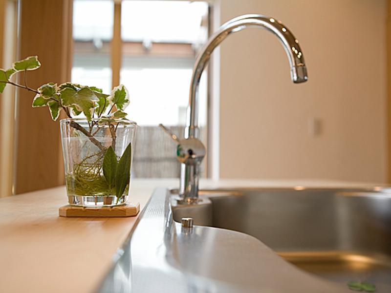 水栓の修理、取替、お湯が出ない