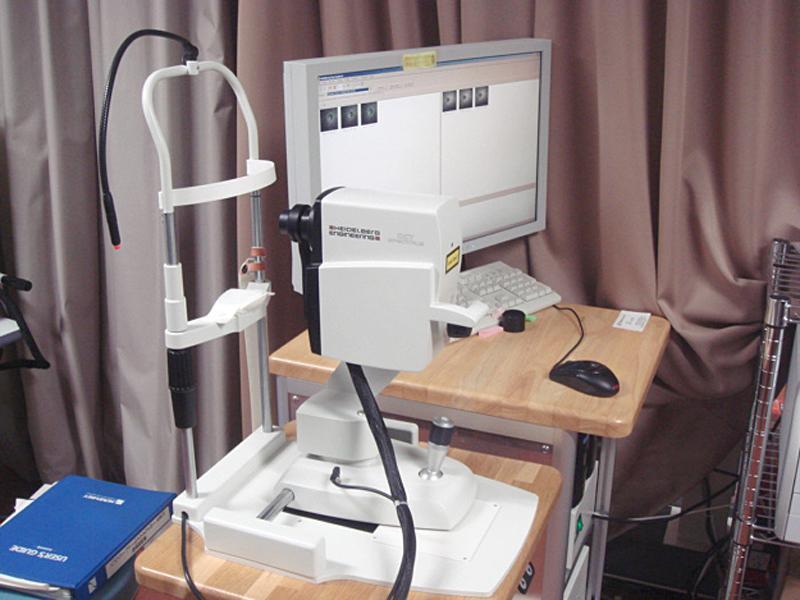 三次元眼球解析装置