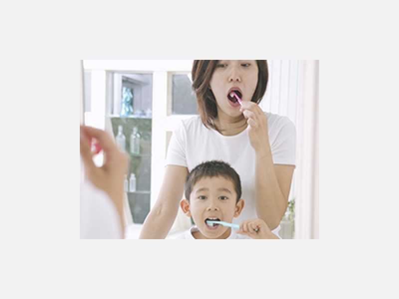 お子さまへの歯みがき指導、歯科予防指導に力を入れています