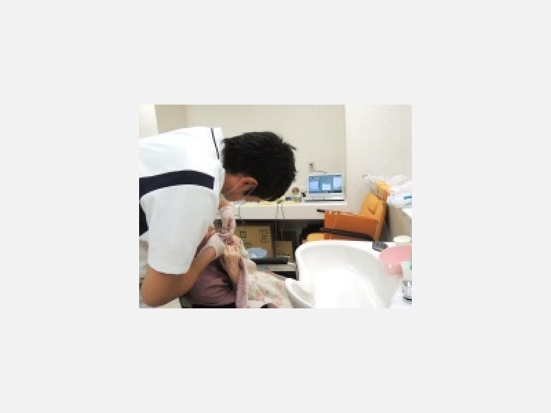 高齢者の口腔ケアや訪問診療についてもお問い合わせください。