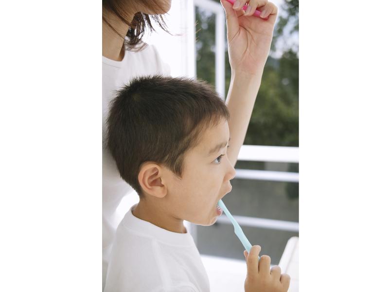 子どもの歯の健康相談