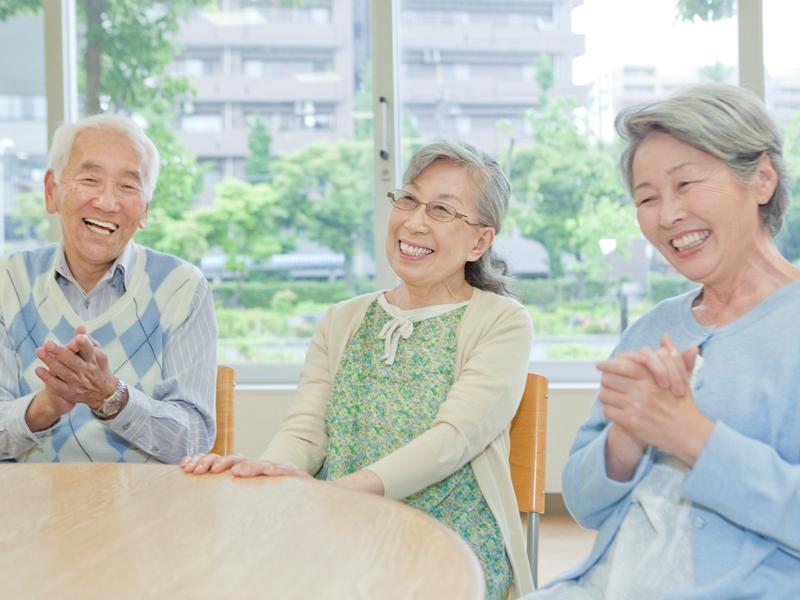 ご高齢者の歯の健康相談