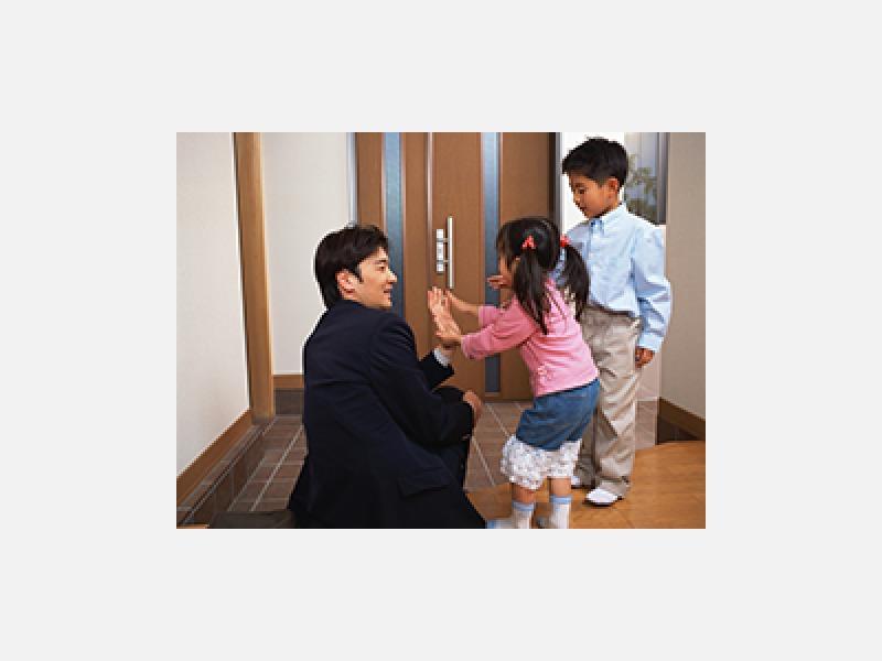 ドア廻りのリフォーム、建具の修理