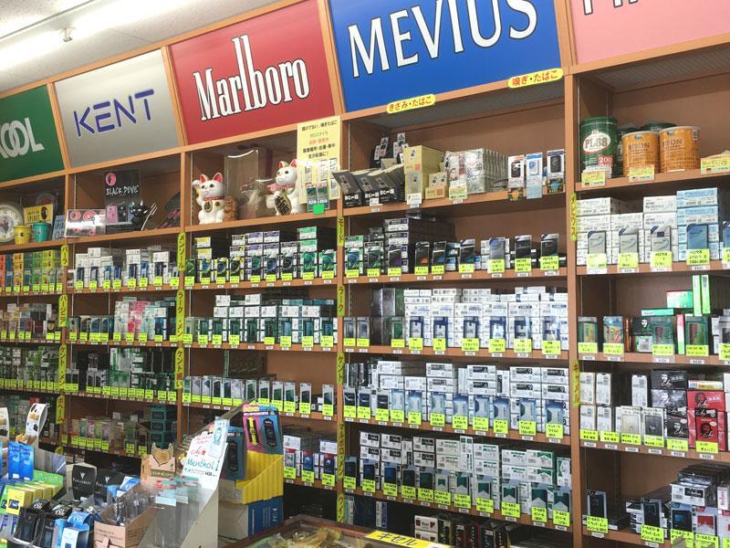 各種たばこ販売しております!