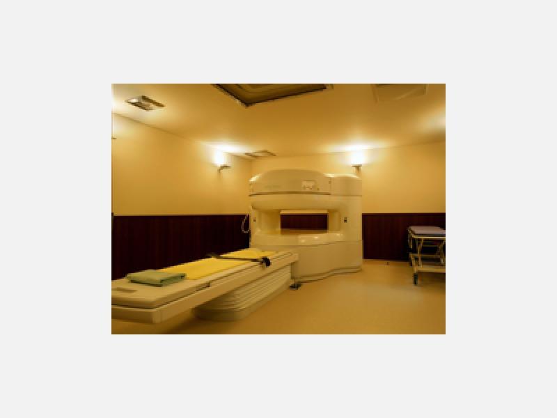 MRI撮像室