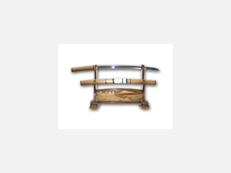 日刀保 特別保存刀剣 在銘「陸奥大掾三善長道」