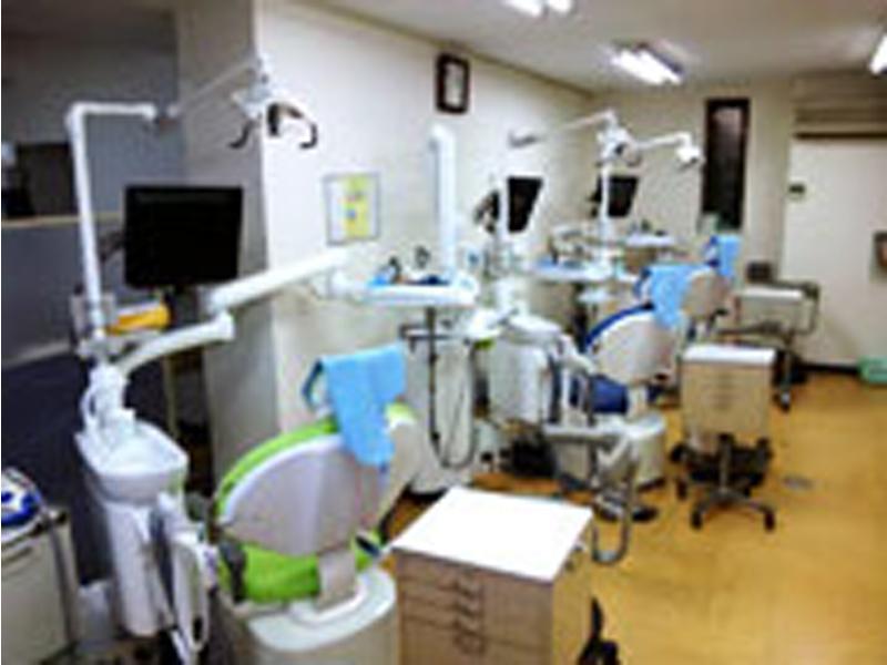 1階診療室