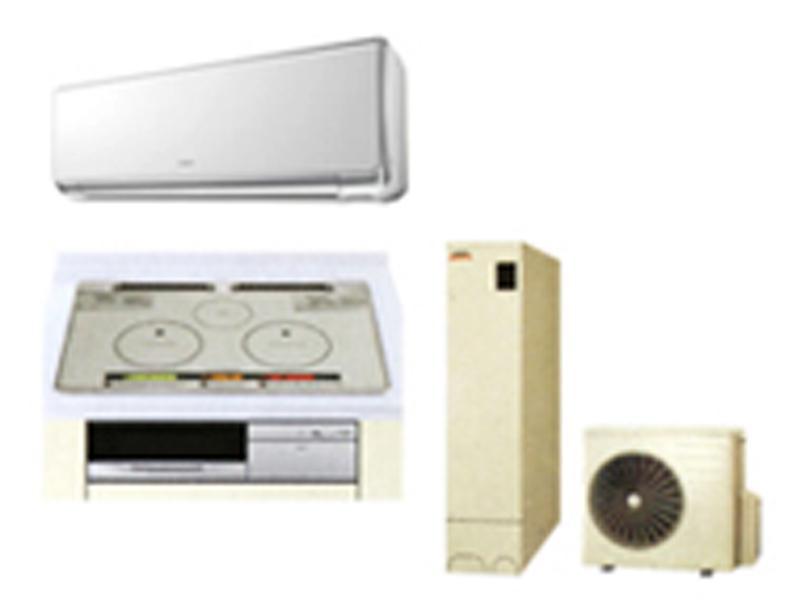 住宅用設備機器/設計施工・販売・修理