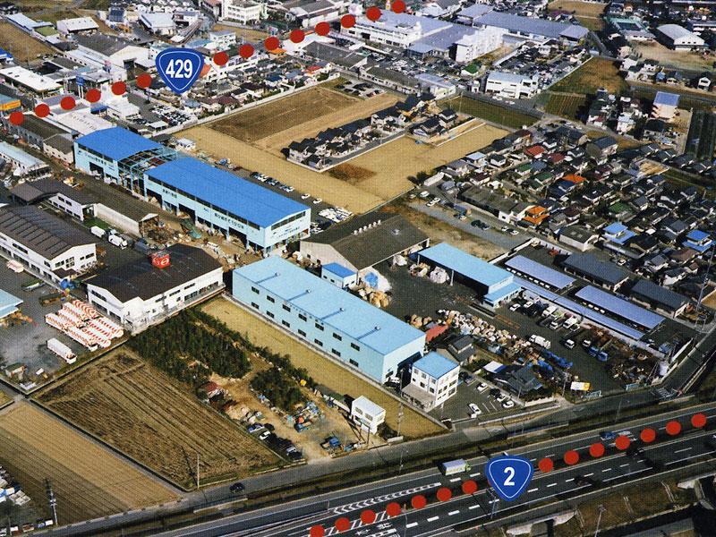 ◇本社工場全体◇