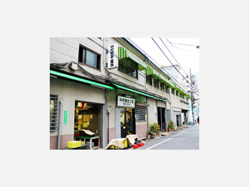 外神田の中村鍍金工業株式会社