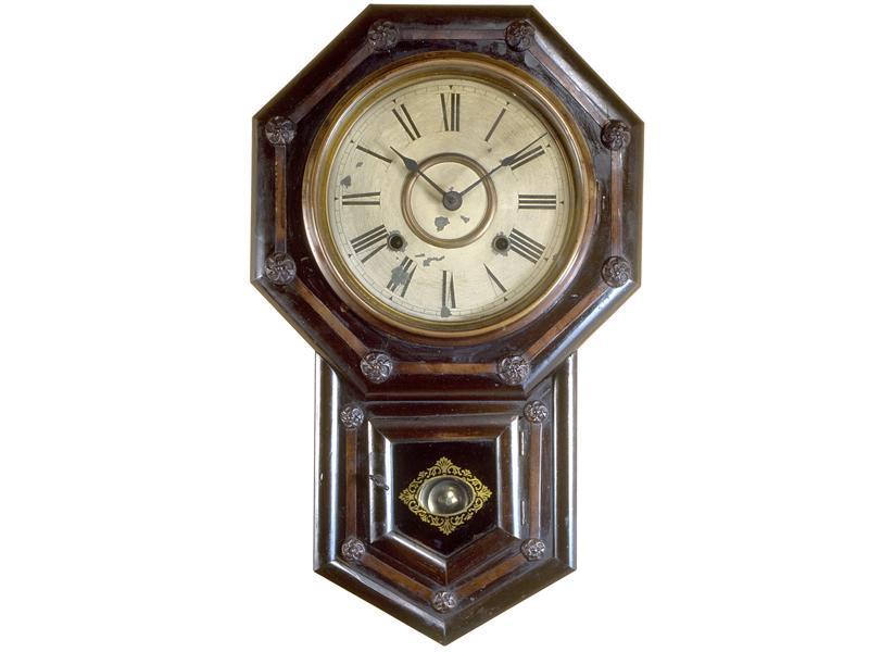 古い掛け時計のリフォーム