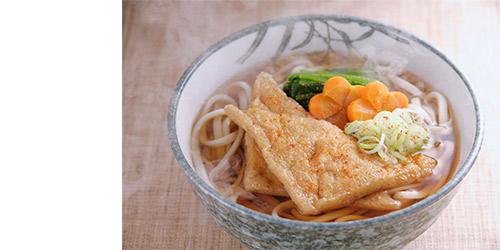 株式会社柳川製麺所ロゴ